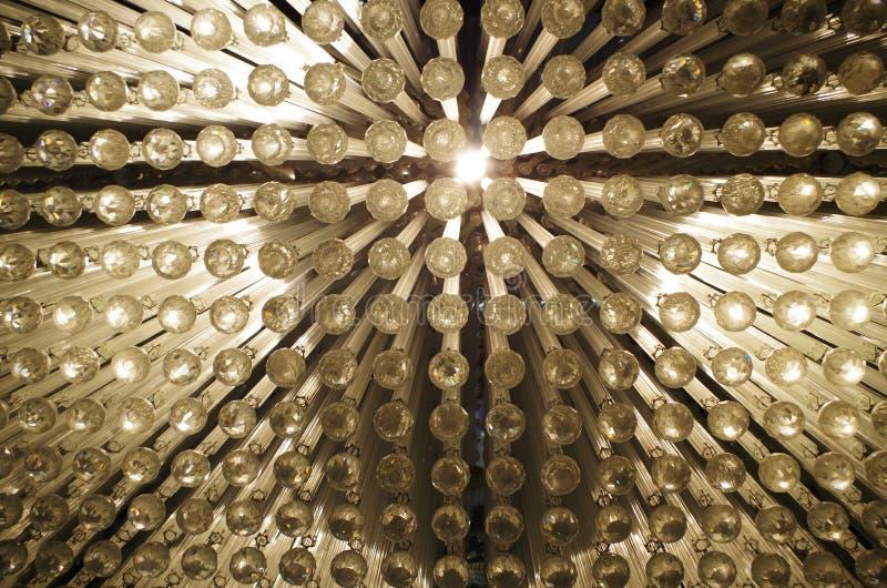 Simmetria radiale immagine stock
