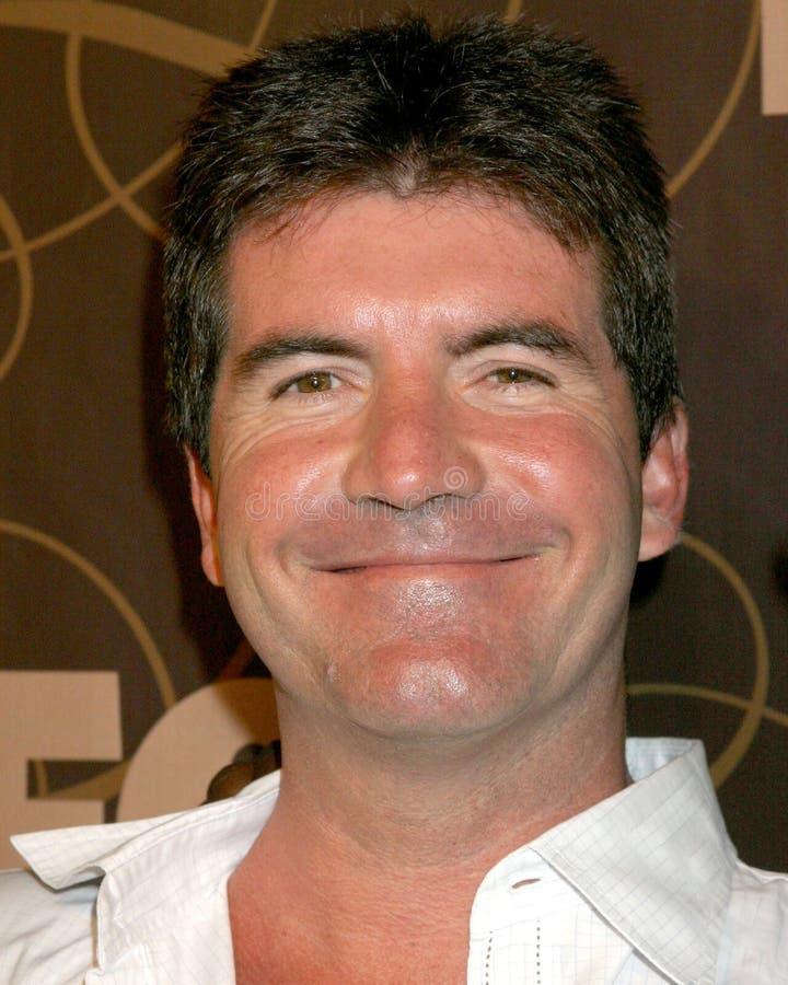Simon Cowell. Fox TV TCA Party Los Angeles, CA January 17, 2006 stock photo