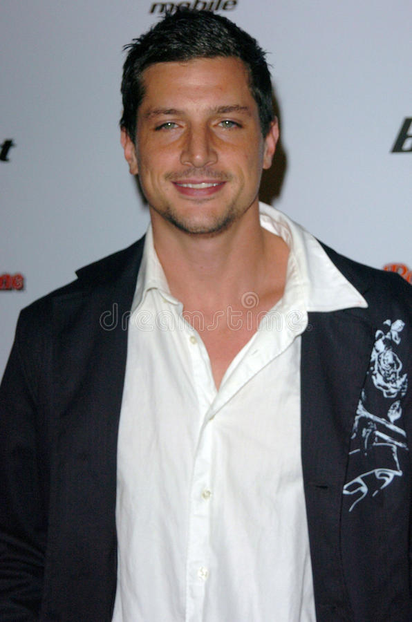 Simon Rex Editorial Image