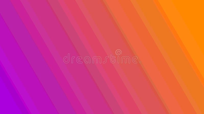 Abstract colorful background stripes royalty free illustration