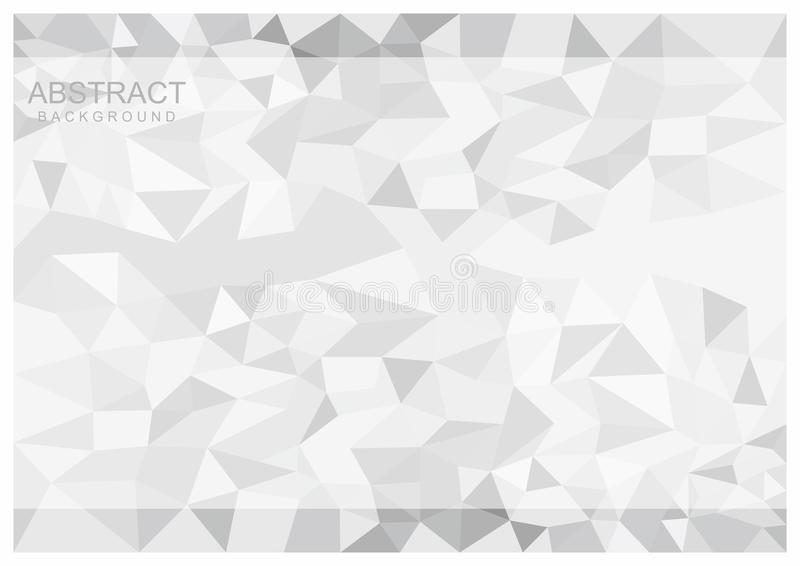 Simple Abstract Geomteric Background royalty free illustration