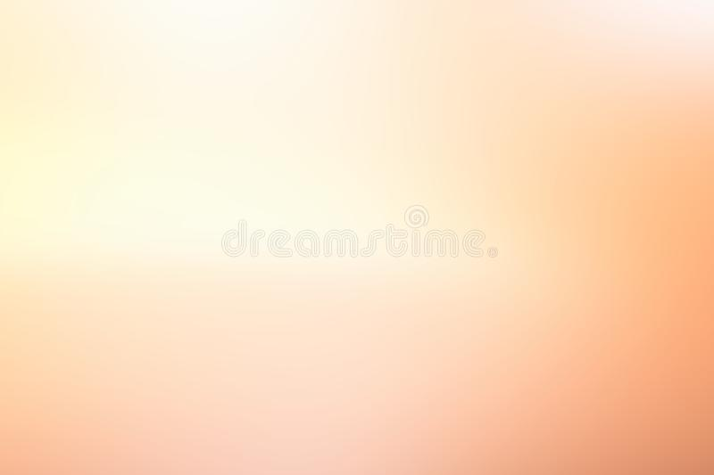 Simple abstract gradient. Pastel light pink background royalty free stock photography