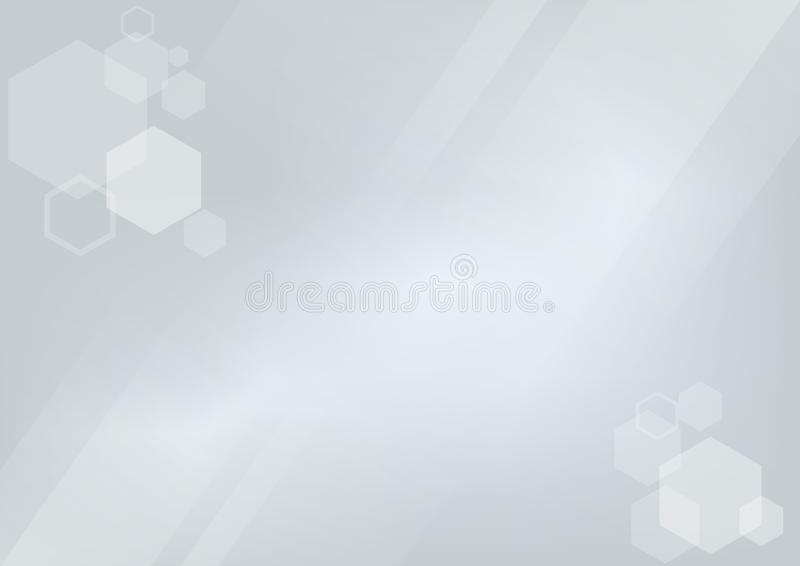 Simple Abstract Polygon Background royalty free illustration