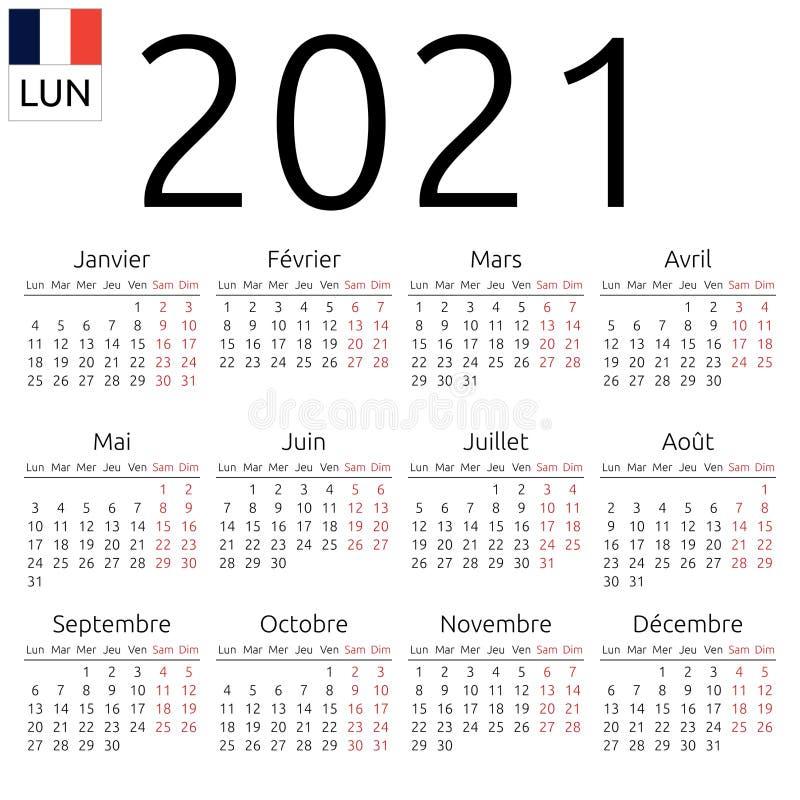 Ramadan 2021 Calendrier Calendar 2021, Spanish, Monday Stock Vector   Illustration of 2021
