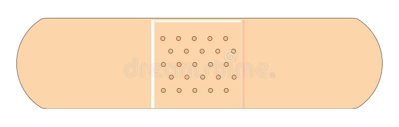 Download Simple bandage stock illustration. Illustration of sore - 933484