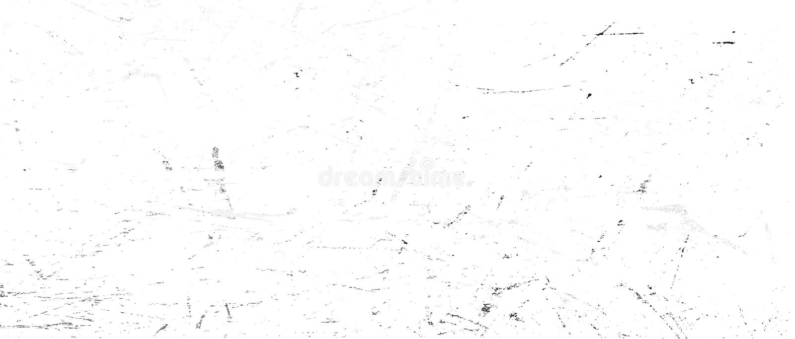 Simple black and white abstract grunge background texture, vector template, grainy urban illustration design element. For creating grungy effects vector illustration