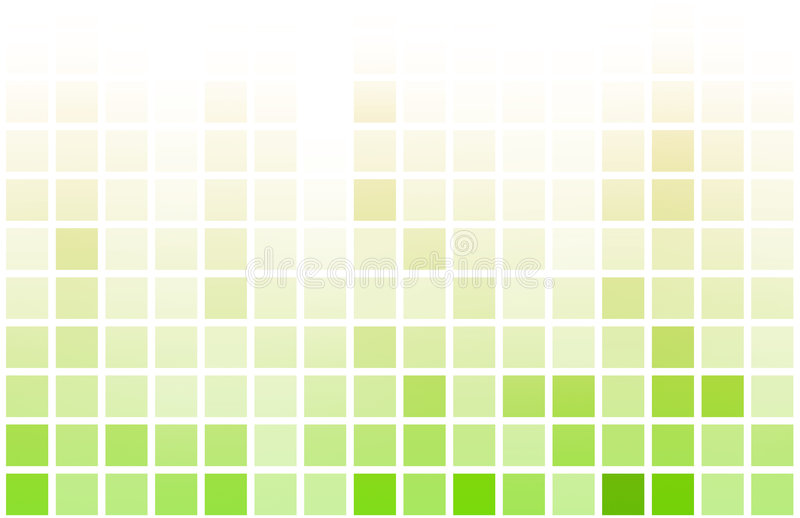 Simple Clean Block Abstract Background royalty free illustration