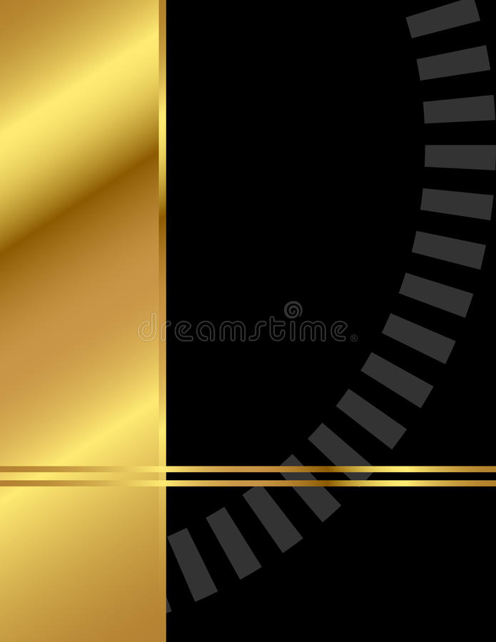 Simple Elegant Modern Vector Background stock illustration