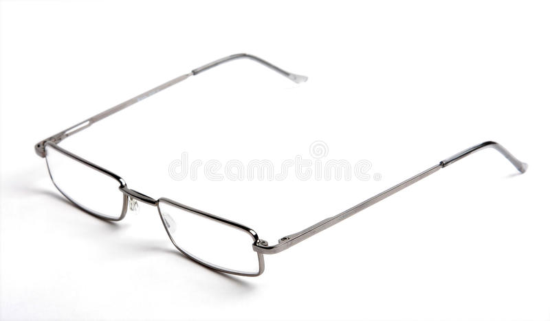 Download Simple eyeglasses stock photo. Image of simple, frame - 12747260