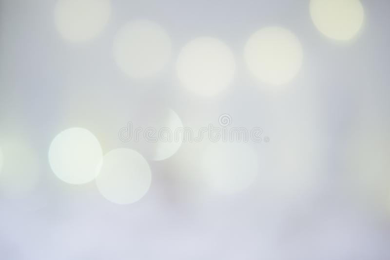 Simple festive design. Celebratory mood magic effect. Colorful beautiful blurred bokeh background royalty free stock photography