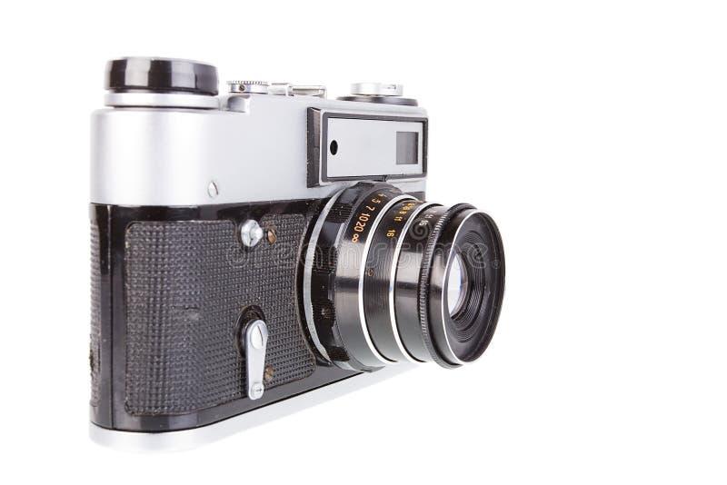 Simple Film Camera Stock Photo