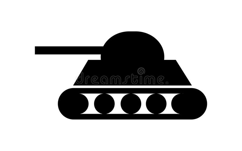simple flat tank icon stock vector illustration of white 111341039 simple flat tank icon stock vector
