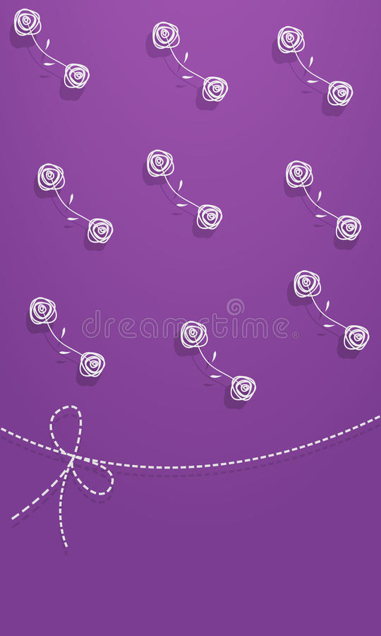 Download Simple Flowers pattern stock vector. Illustration of pattern - 29283417