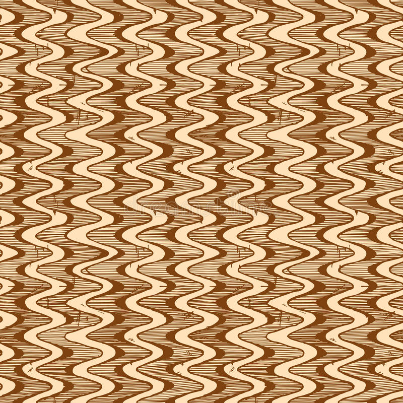 Simple geometric pattern vector illustration
