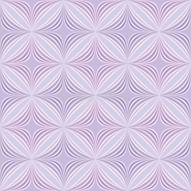 Light violet abstract seamless pattern. Simple geometric repeatable pattern for printing, fabrics, paper or scrap booking. Abstract repeat tile background vector illustration