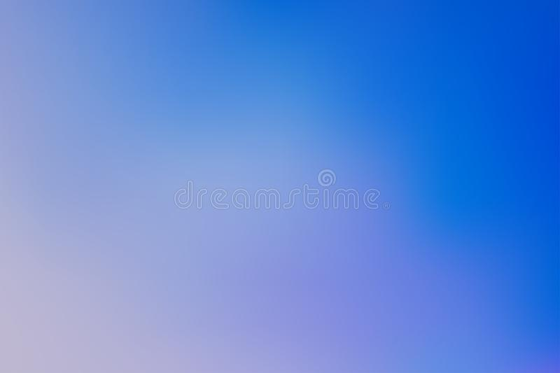 Simple gradient violet blue abstract background for backdrop composition for website magazine or graphic design vector illustration