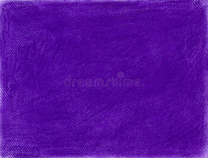 Hand drawn purple background in chalk pastel vector illustration