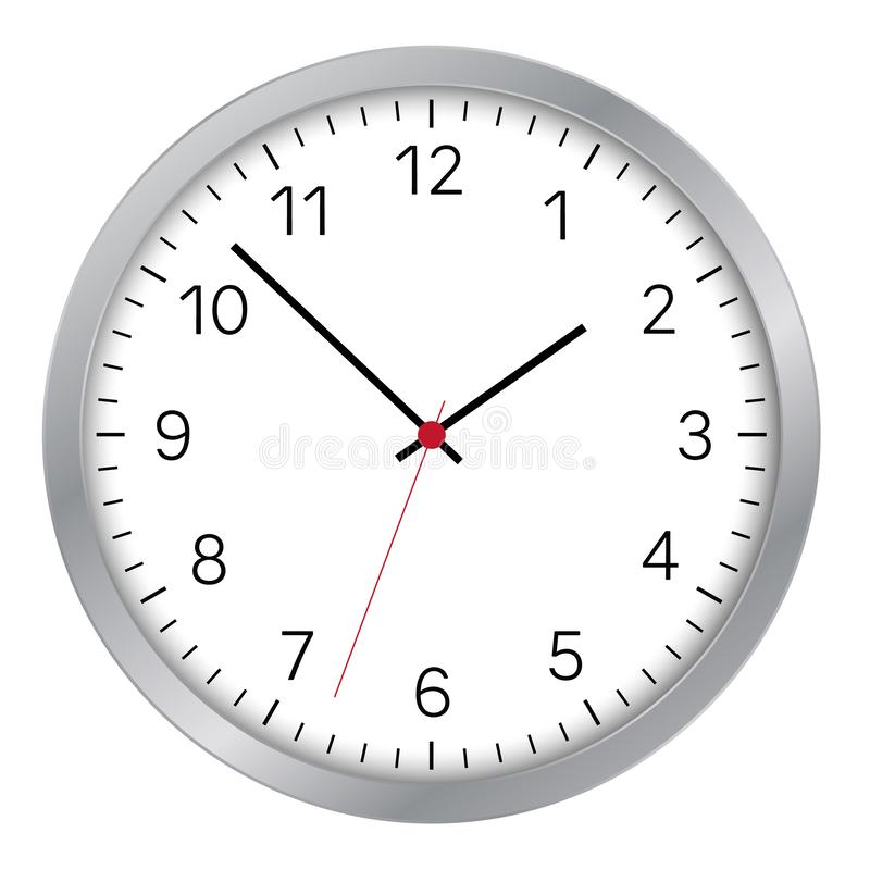 Clock Hand Stock Illustrations  U2013 43 381 Clock Hand Stock