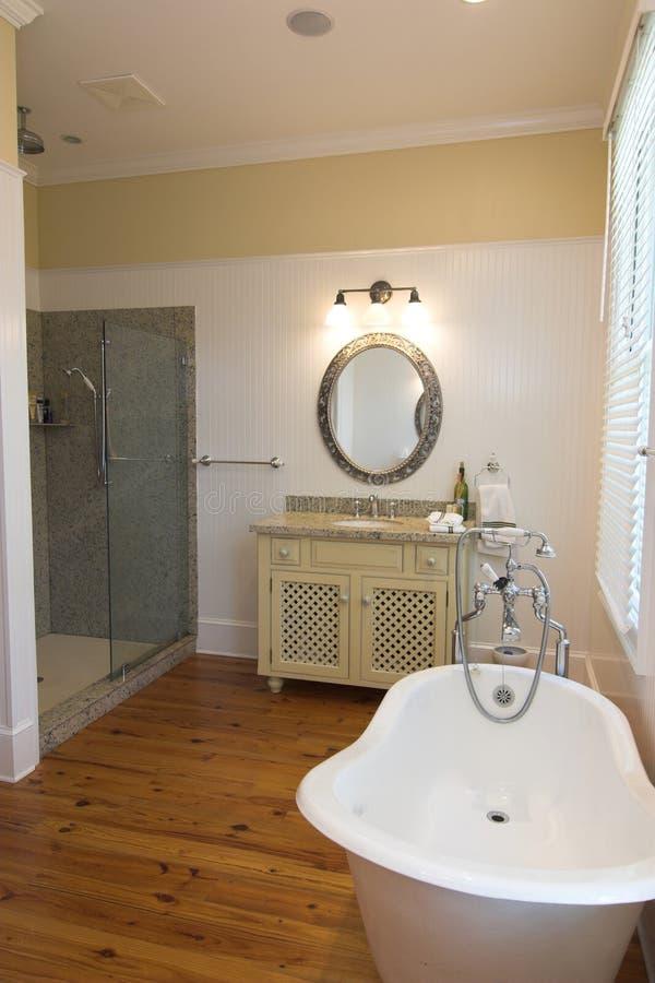Simple luxury bathroom