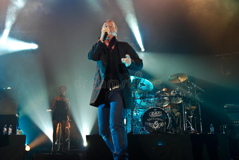 Simple Minds in Concert