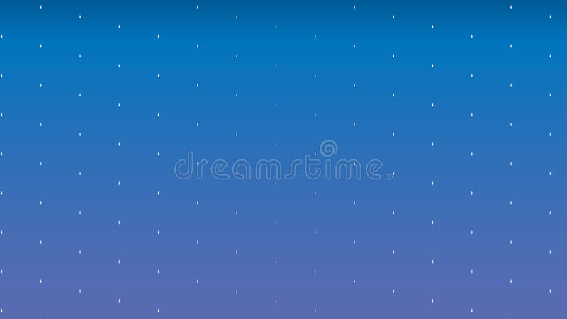Simple Modern abstract modern blue dots pattern stock photo
