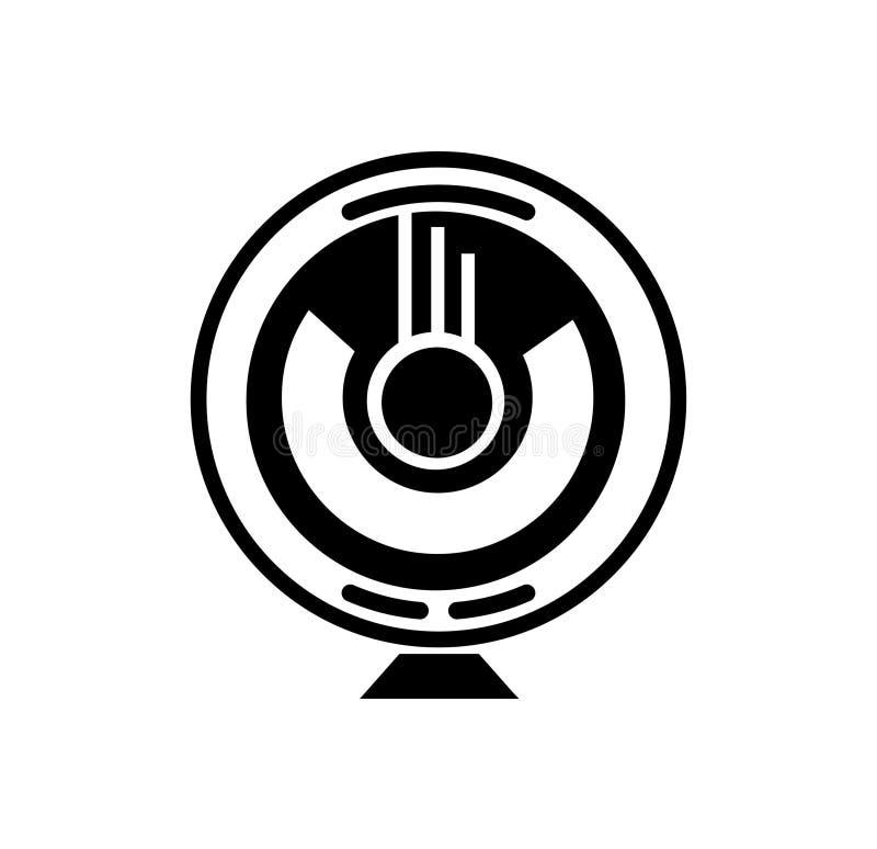 Modern web camera for photo shoot vector logo and icon. Simple modern web camera for photo shoot vector logo and icon stock illustration
