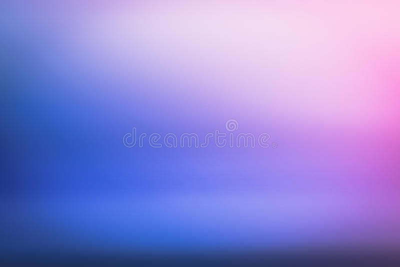 Simple pastel purple pink gradient background for summer design. Simple purple, pink gradient pastel blured background for summer design royalty free stock image