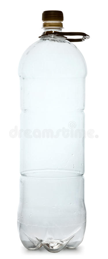 Download Simple plastic bottle stock photo. Image of container - 19993332