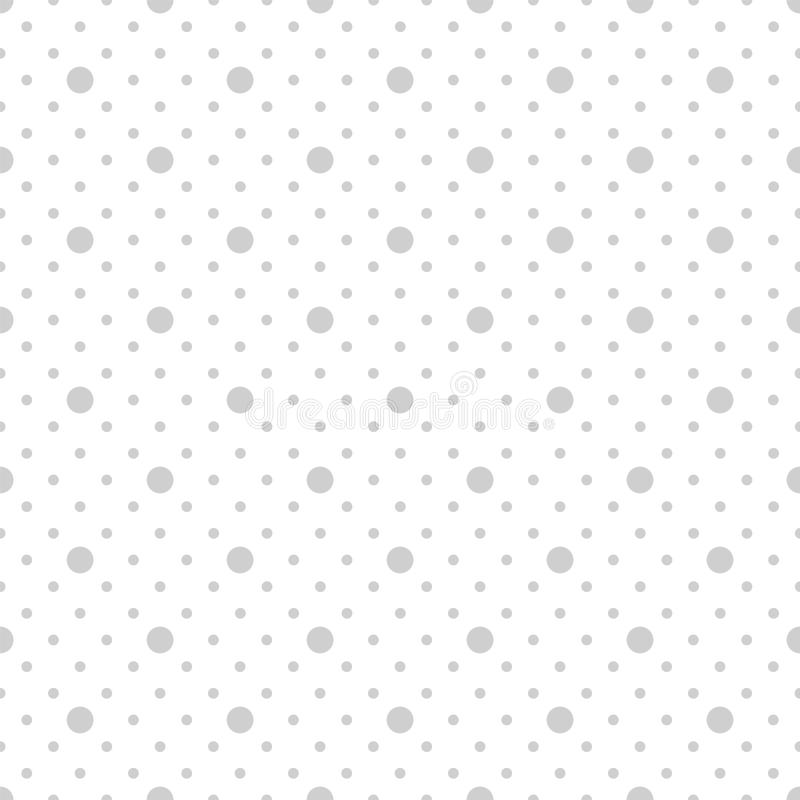 Download Simple Seamless Minimalistic Pattern Stock Vector - Illustration of delicate, geometric: 39504593