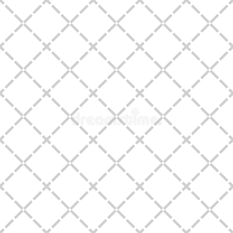 Download Simple Seamless Minimalistic Pattern Stock Vector - Illustration of fabric, element: 39508190