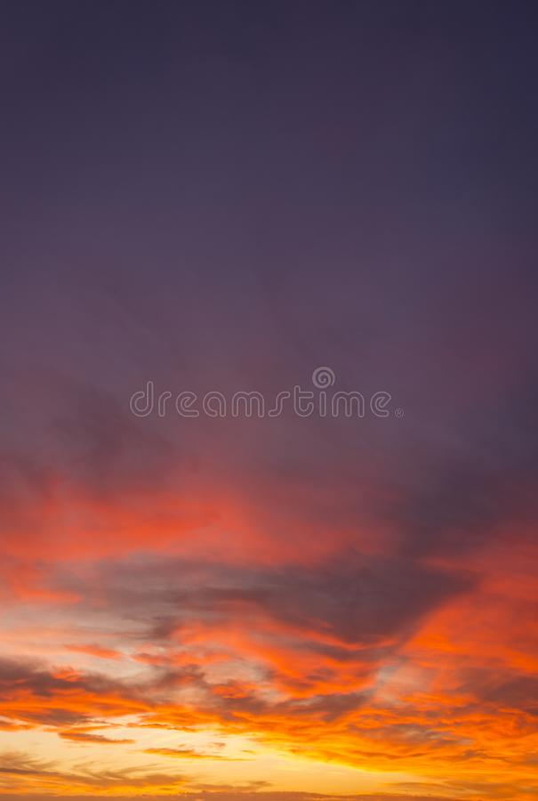 Simple shot of a beautiful sunset at Corfu Greece. Amazing Greece royalty free stock photos