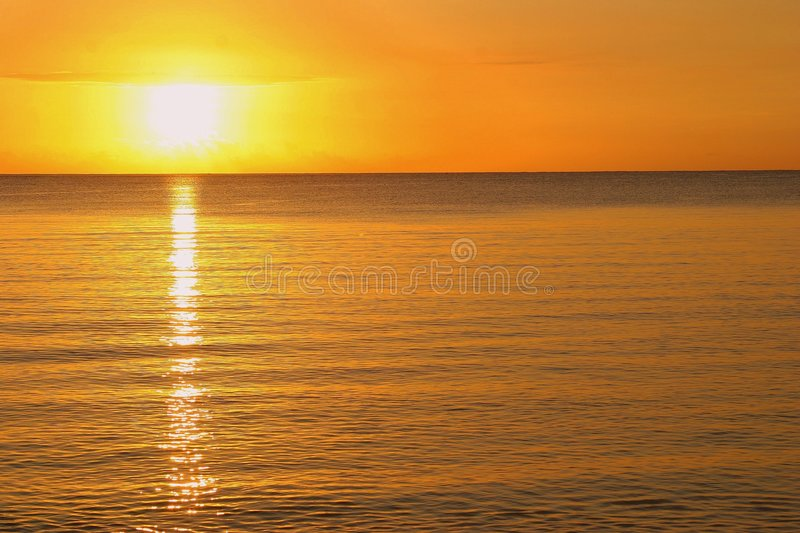 Download Simple sunset stock photo. Image of relax, mauritius, rest - 2996674