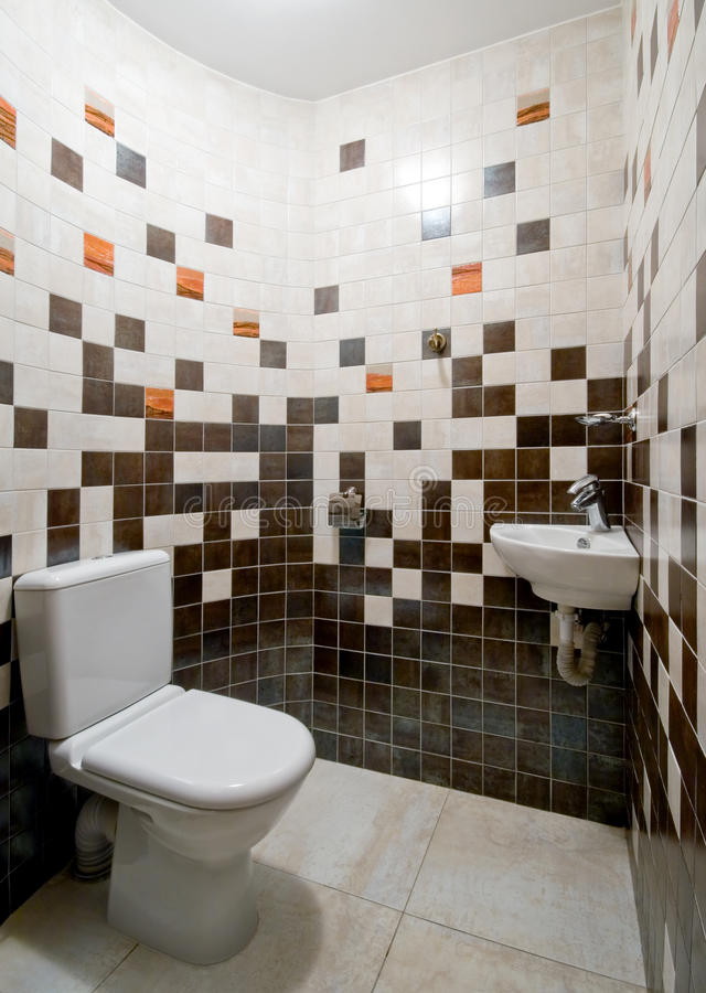 Download Simple toilet room stock photo. Image of residential - 11677990