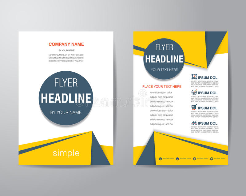 Flyer Examples Template Idealstalist