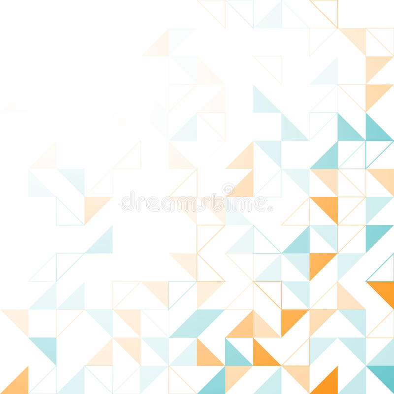 Download Simple triangular pattern stock vector. Illustration of backdrop - 83718072