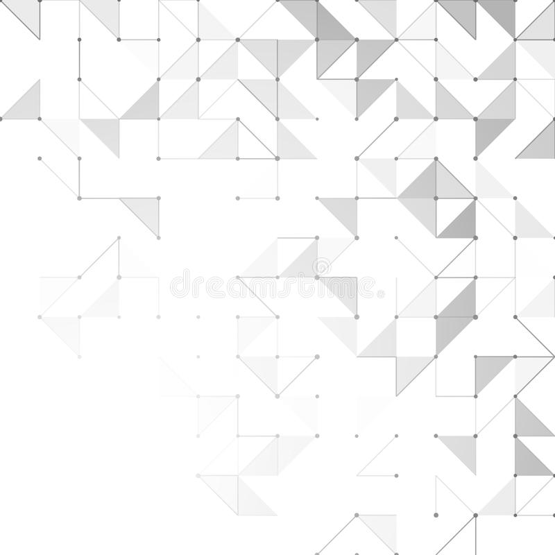Download Simple triangular pattern stock vector. Image of simple - 83716099