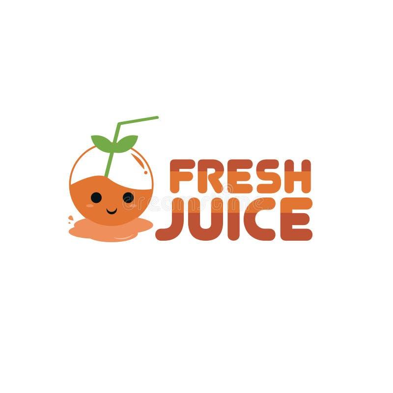Fruit Juice Logo Vector Art Logo Template And Illustration