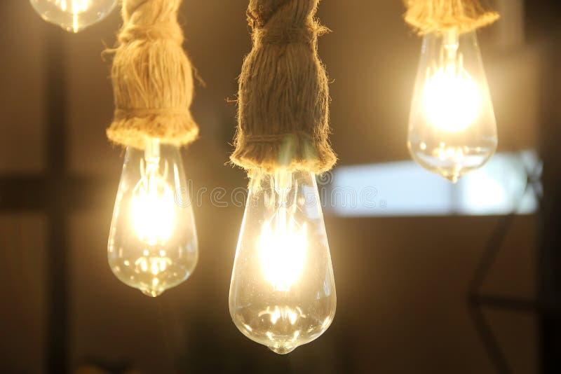 Simple unique lights stock images