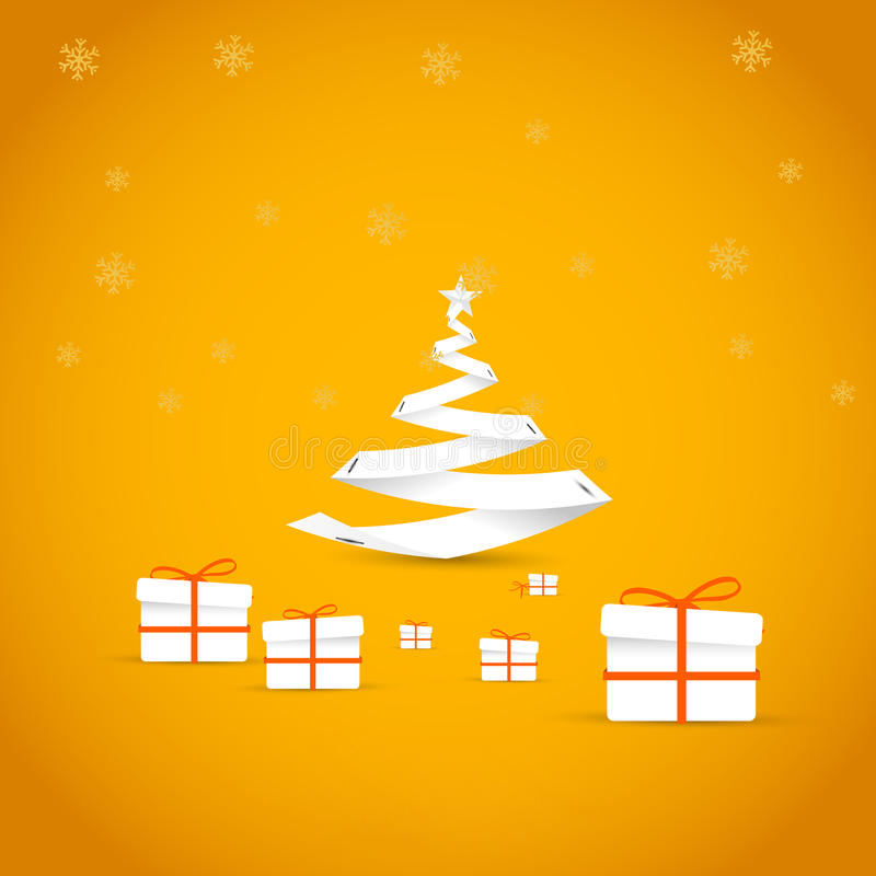 Download Simple Vector Christmas Stock Image - Image: 22311971