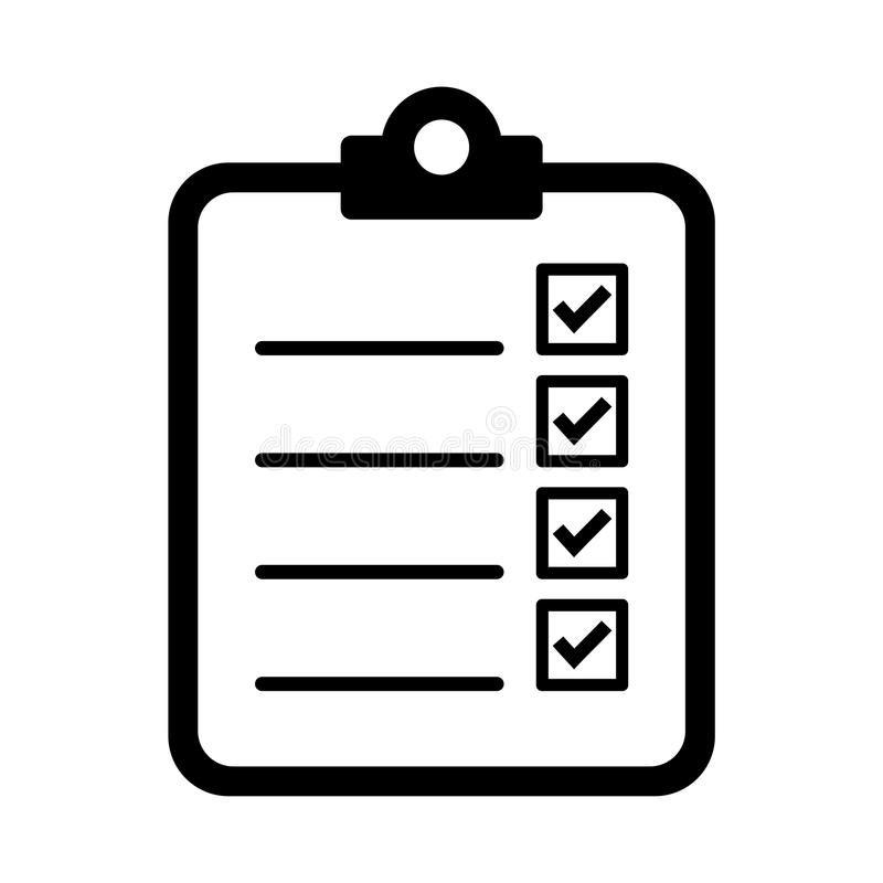 To do list icon vector illustration