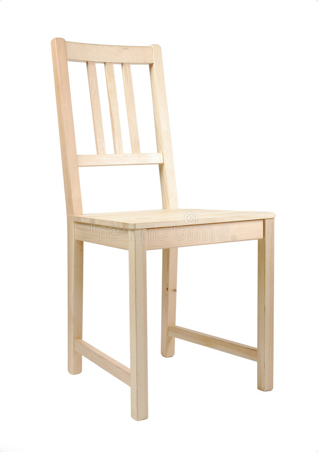 simple wooden chair. Download Simple Wooden Chair Stock Image. Image Of Design, Decor - 3094113