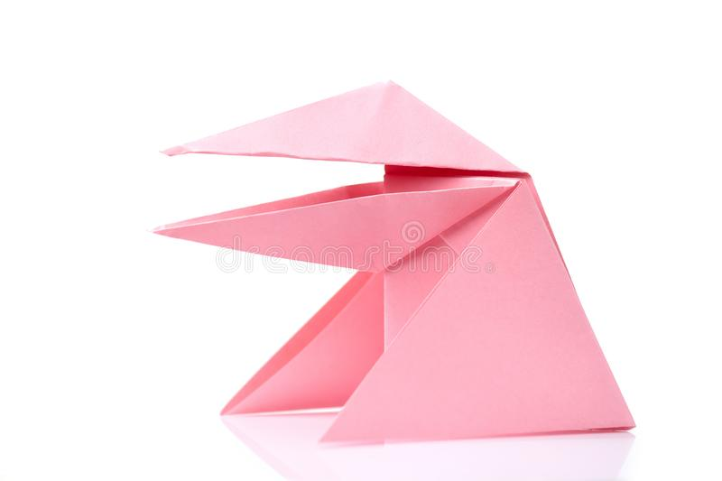 Easy Origami Frog Instructions With 17 Steps | 533x800