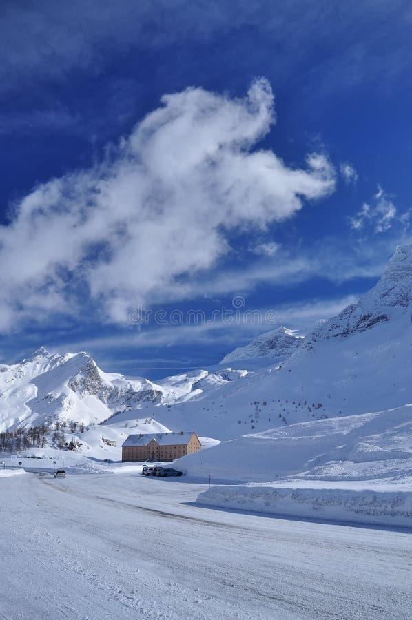 Simplon pass, Swiss Alps, Wallis. stock photos