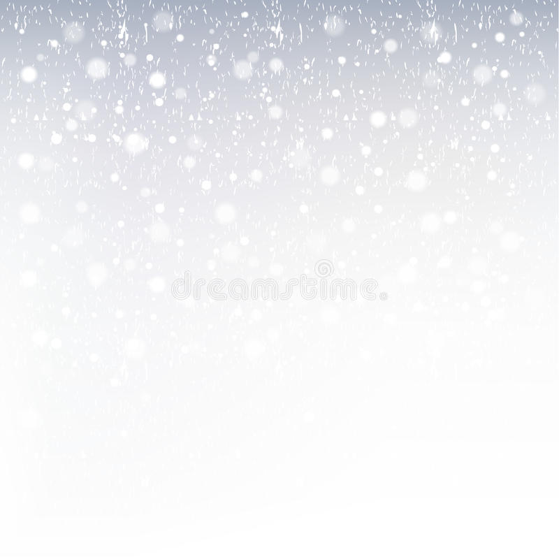 Free Simply Snowing Background Royalty Free Stock Image - 47199026