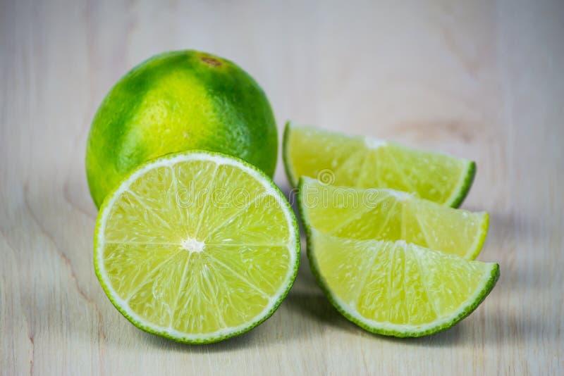 Sin raza del limón de las semillas fotos de archivo libres de regalías