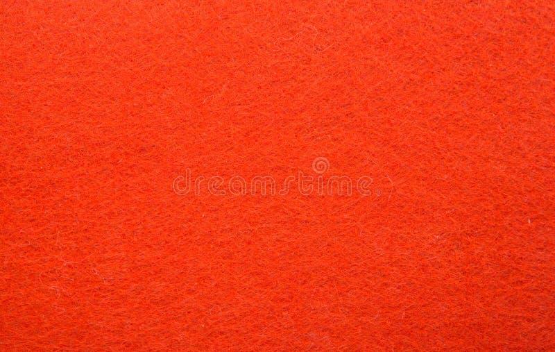sinaasappel gevoelde stof royalty-vrije stock foto's