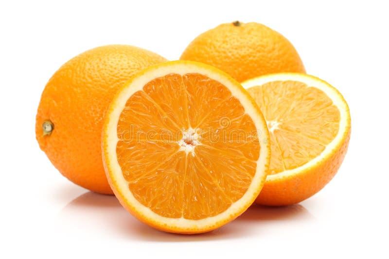 Sinaasappel Het eten, versheid royalty-vrije stock foto