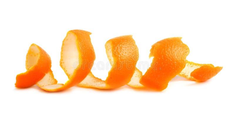 Sinaasappel - Macro stock afbeeldingen