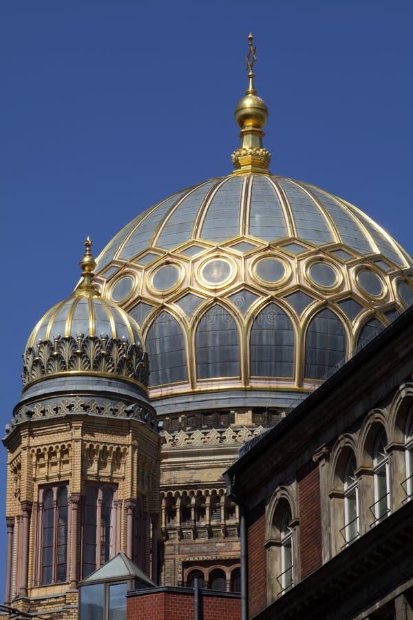 Sinagoga fotografia stock libera da diritti