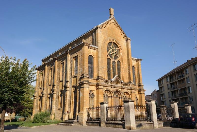 Sinagoga do sedan imagens de stock